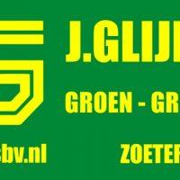 Nieuwe sponsor: J. Glijnis BV
